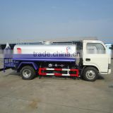 2015 factory price 5000L water carrier truck, Dongfeng used water tank truck for sale