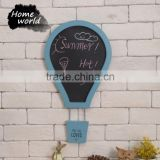 Made In China Customized Wall Hanging Craft A Frame Wooden Chalkboard