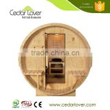 New design Spa Portable wooden Beauty steam sauna shower room