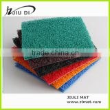 PVC Coil Outdoor Antislip Mat With Foam Backing