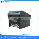 DTK-POS80230 80mm Paper Width POS Thermal Receipt Printer with USB/Serial/Lan Port; Receipt Printer