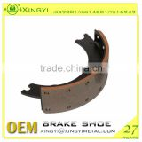 iveco truck parts brake shoe / wholesale aftermarket auto parts brake shoe / brake kit brake shoes