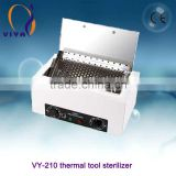 VY-210 Thermal Nail Tool Sterilizer Beauty Salon/Dry Heat Sterilizer                                                                         Quality Choice