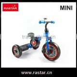 Rastar toy made in china BMW MINI licensed kids 3 wheel bike bicycle