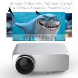 Moving Mini Projector 1500lumens LED Lamp 20000hours Life HDMI TV Cheap Price China Projector Factory Supply