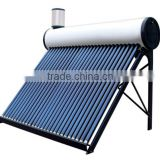 Copper Coil Balcony Rooftop Split Solar Water Heater & Heat Pipe Solar Water Heater System & Pool Solar Water Heater