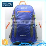China manufacture wholesale outdoor hiking camping 8390 30L gym picnic backpack bag with low price