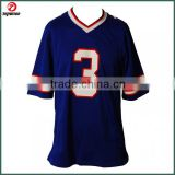 Custom Sublimated Polyester fabric Pro Team American Football Shirts