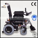 Rehabilitation Therapy Supplies cheap price medical folding lightweight power wheelchair with lithium battery