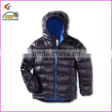 in high quality boys fake down jacket