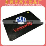 Factory customized bar runner with car logo, customized table mats