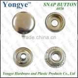 15mm metal button snaps for leather ,press snap button, metal buttons for jackets                                                                                                         Supplier's Choice