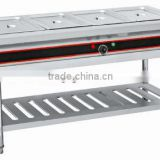 Stainless Steel Bain Marie/Restaurant Buffet Warmer/ electric food warmerBN-B05 ( CE Approval)