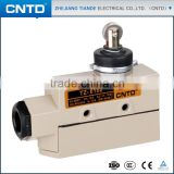 CNTD Sealed Type Stainless Steel Roller Plunger Enclosed High Temperature Sliding Gate Limit Switch TZ-6102