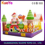 inflatable bouncer for christmas, commercial inflatable bouncer for holiday. christmas jumping castle