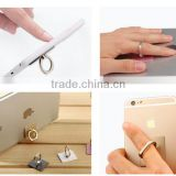 Finger Ring Mobile phone Stand Holder Cell Phone Mount Holder Finger Grip Stand for Smartphone