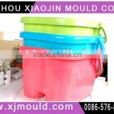 injection plastic foot bath mould,foot tub mould,Injection plastic foot bath tub mould