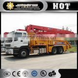 XCMG Diesel Engine Concrete Pump Truck HB37                                                                         Quality Choice