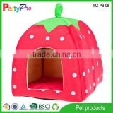 Partypro 2015 Best Quality Hot Sell Dog Pet Products Burger Bun Pet Cat Bed