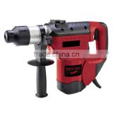 32mm three functions hot rotary hammer/electric hammer 1050w of power tools for South America