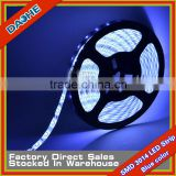 LED Flexible Strip Light Blue SMD 3014 120LED/M Waterproof 5 Meter Super Bright 600LED CE/RoHs S New