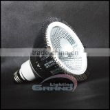 Hot selling spot led motor show light fresnel lens with high quality diameter 35mm gu10 led spot light