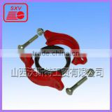 PVC pipe and fitting accessories-- pipe clamp GJ-02