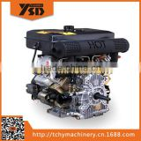 INquiry about YASHIDA 2V88 22HP Two Cylinder Air Cooled Diesel Engine Light Vertical Type Electric Starting