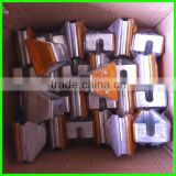 road guardrail trapezoid delineator reflector