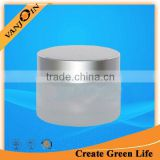 Hot Sales 50ml Clear Glass Cream Jar With Screw Cap