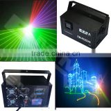 SD CARD DMX512 ILDA voice control 3W with 40K RGB full color animation stage laser light/outdoor laser lighting/laser disco