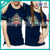 Best Selling Style Yong Couple Shirts Design For Lovers (lyt010058)