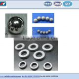High Precision Cemented Carbide /Tungsten Carbide Balls and seats for Sucker Rod Pumps / Valve balls / Valve seats