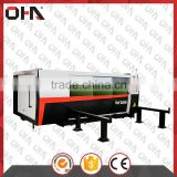 OHA Brand FC Series CNC Metal Plates 500W 1000W Fiber Laser Cutting Machine With German Fiber Laser Source