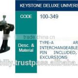 Keystone Deluxe Universal Type-A Articulator,dental instruments names