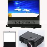 school office equipment Low price of front projection screen