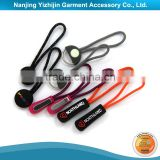 Eco-friendly Fabric Zipper Puller Patches with Good Package                                                                         Quality Choice