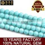 Sales in Mozambique Tianhe stone semi-finished products are loose beads crystal gem DIY handmade beaded jewelry wholesale
