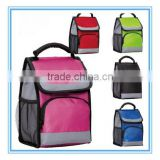 Food Safety Test foldable thermal lunch bag, fitness cooler lunch bag