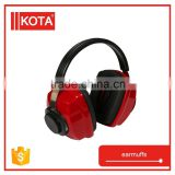 Hearing Protection ABS Safety Earmuff Sound Proof Earmuffs                                                                         Quality Choice