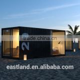 China Alibaba steel structure house ; prefabricated steel structure house ;container apartments