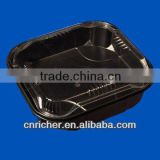 food packing container disposable square/rectangular box for biscuit/cake/cookies packing