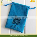 wholeale jewelry velvet pouch, bracelets watches rope drawstring bag