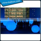 Event and party suppliers party decoration led light inflatable ground balloon