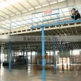 Box Beam Pallet Racking Construction Display Platform