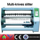Cutting machine for paper leather strap strip