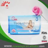 Mini Hand And Mouth Cleaning Disinfection Baby Wipe Box