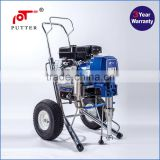 Pneumatic High Pressure Airless Paint Sprayer with Piston Pump with motivation is the oil