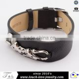 bracelet leather belt bracelet