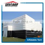 competitive price inflatable wedding party tent PVC tarpaulin